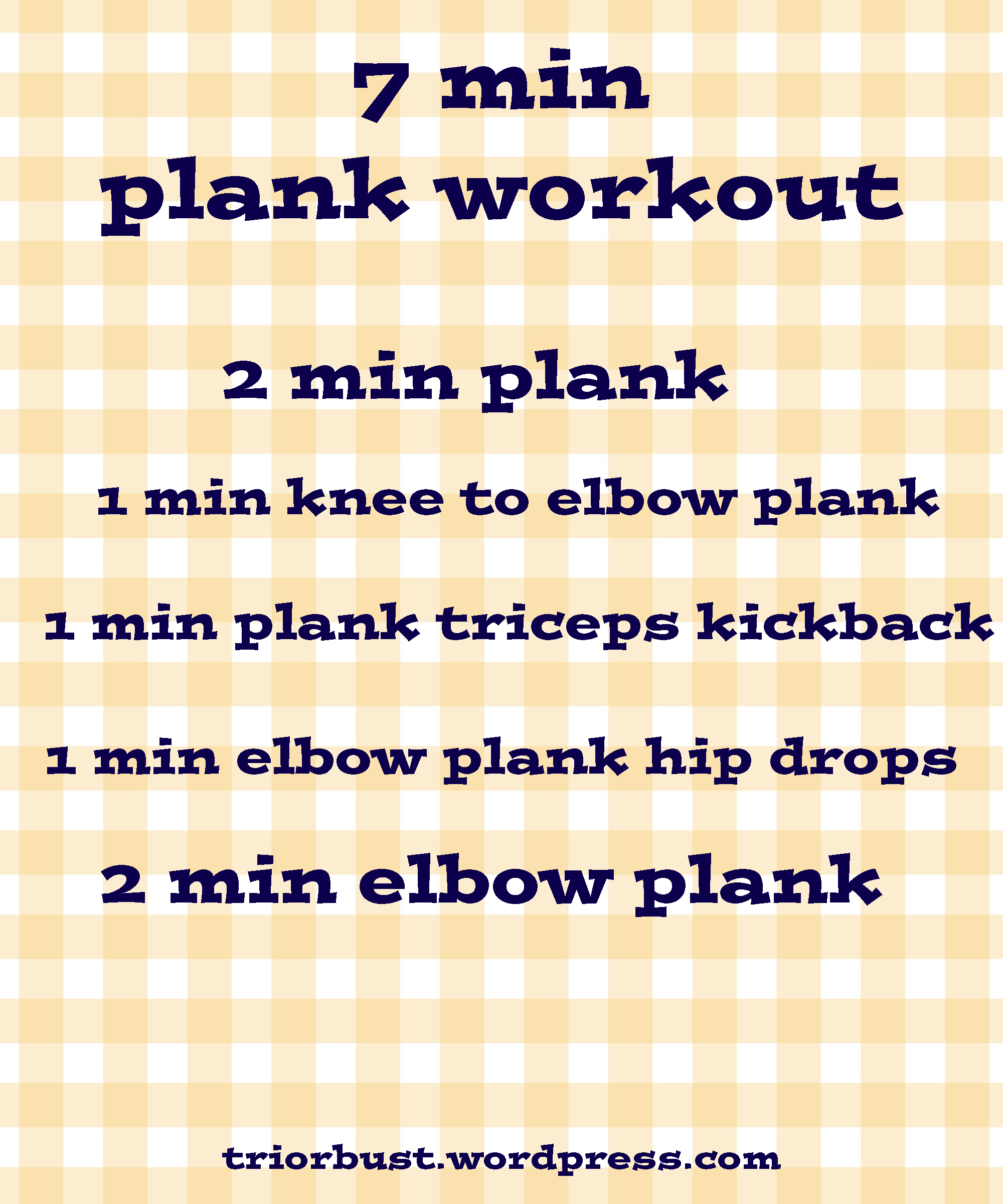 3 New Core Workouts & Almond Butter Ideas